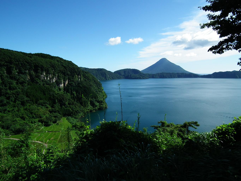 鹿児島観光案内所・池田湖