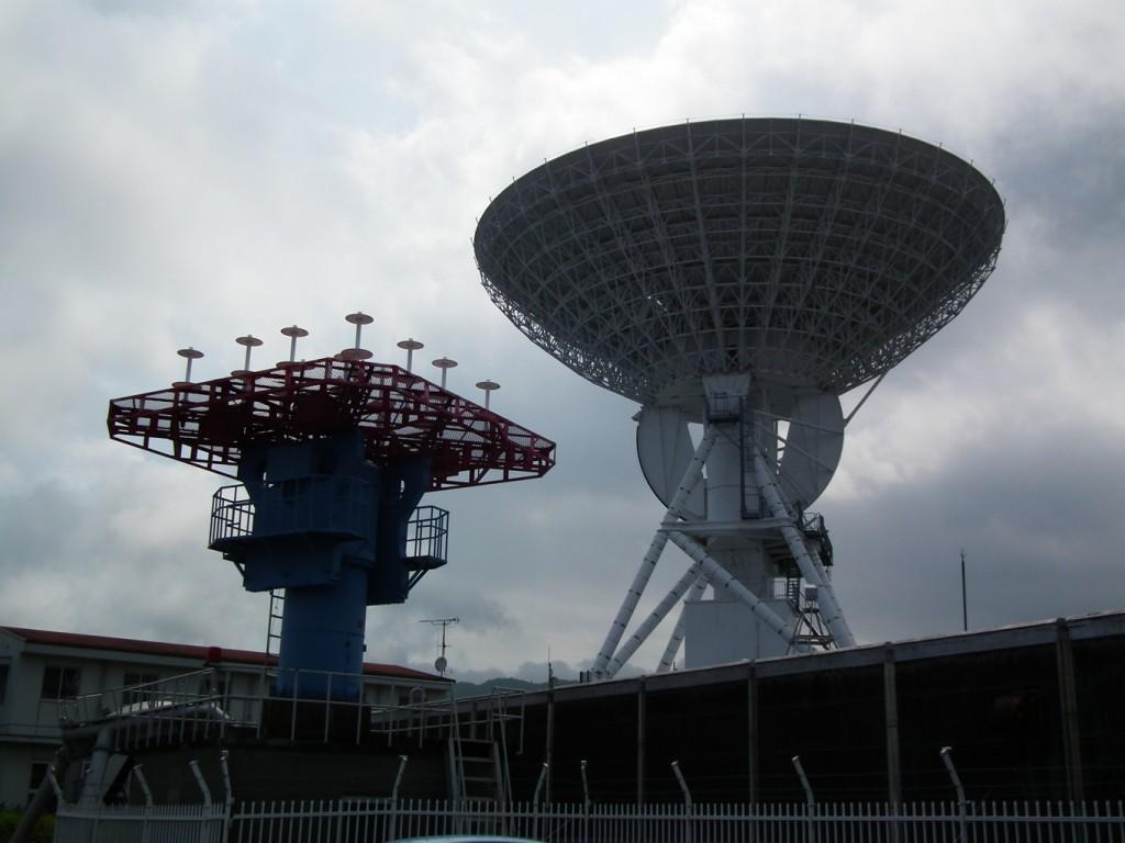 鹿児島・内之浦宇宙空間観測所