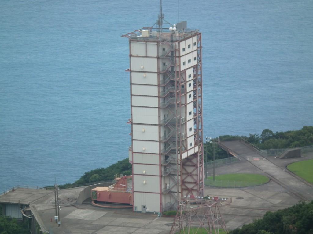 鹿児島観光案内所・内之浦宇宙空間観測所