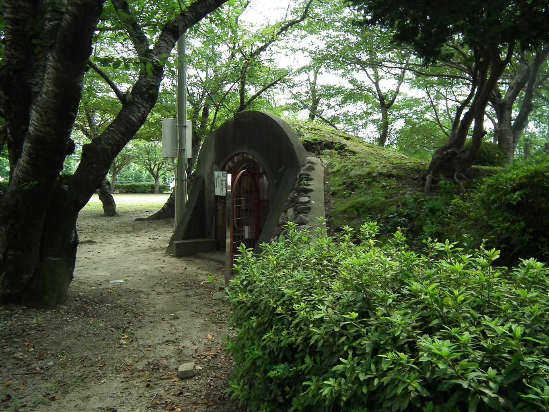 鹿児島観光案内所・出水特攻碑公園